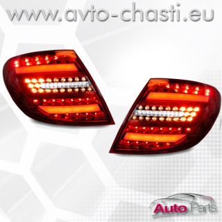 Full LED TAILLIGHTS MERCEDES W204