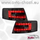 Стопове за AUDI A6 4F /опушено/кристал/