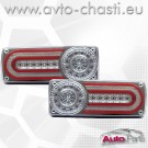 Стопове за MERCEDES G W463 /Light Bar хром/