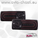 Стопове за MERCEDES G W463 /Light Bar черни/