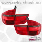 Стопове за BMW X5 E70 /червено/опушено/