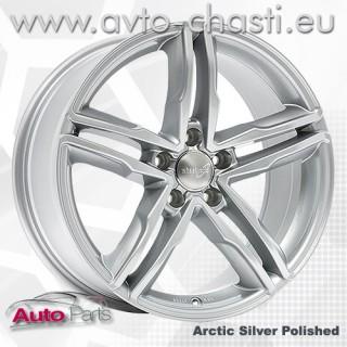 Алуминиеви джанти WH11 /Arctic Silver Polished/