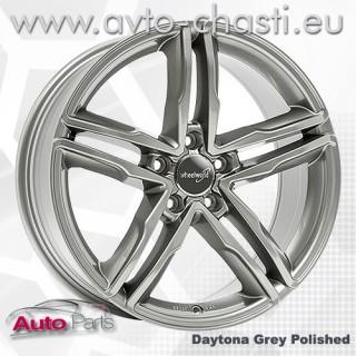Алуминиеви джанти WH11 /Daytona Grey Polished/